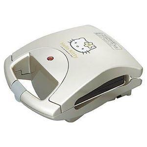 ツインバード ハローキティホットサンドメーカー HP-4383KT