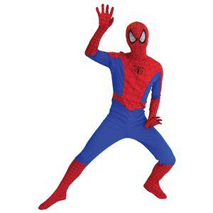 SPIDER MAN(スパイダーマン) コスプレ Adult Spiderman(スパイダーマン)