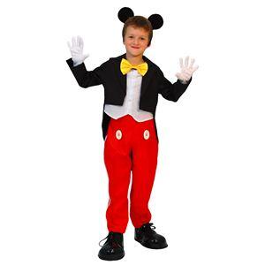 DISNEY(ディズニー) コスプレ Child Mickey(ミッキー) Sサイズ
