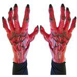 RUBIE'S(ルービーズ) ACCESSORY(アクセサリー) 手ぶくろ(コスプレ) Devil Gloves(デビル グローブズ) 6個セット