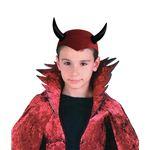 RUBIE'S(ルービーズ) ACCESSORY(アクセサリー) アクセサリ(コスプレ) Felt Devil Hat(フェルト デビル ハット)