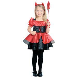 プリティー デビル(Pretty Devil)ハロウィン衣装 子供用