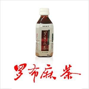 羅布麻茶(ラフマ茶)-(350ml×48本)