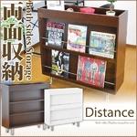 ディスプレイラック Distance(ディスタンス) ホワイト