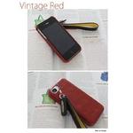 ◆iPhone4S / iPhone4 対応ケース◆●Masstige BAR -Vintage Red
