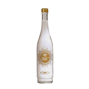 aWa心水 瓶・500ml×12本 (奥会津産天然炭酸水)
