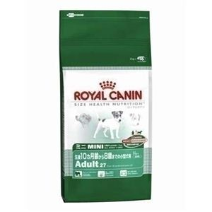 ROYAL CANIN(ロイヤルカナン) SHNミニアダルト 2Kg (ドッグフード) 【ペット用品】