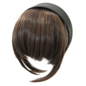 カチューシャ前髪 KT-2 ナチュラル(耐熱)