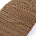 発熱マイクロファイバー  ULTRA HOT(ウルトラ ホット) 膝掛け ブラウン
