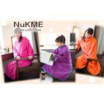 NuKME(ヌックミィ) 2011年Ver ショート丈(125cm) カジュアル オレンジ