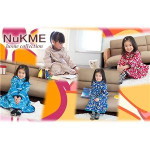 NuKME(ヌックミィ) 2012年Ver ミニ丈(85cm) スノー柄/ベージュ
