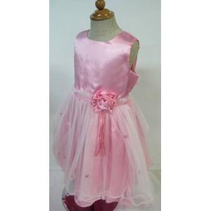 キッズドレス ピンク 130cm