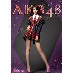 コスプレ セーラー服 制服 AKB48 長袖  衣装 コスチューム z1177