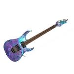 SPEAR(スピアー) エレキギター Gladius(グラディウス) Purple Swirl
