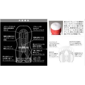 TENGA(テンガ)ディープスロートカップ(ブラック)・スペシャルハードエディション5本セット