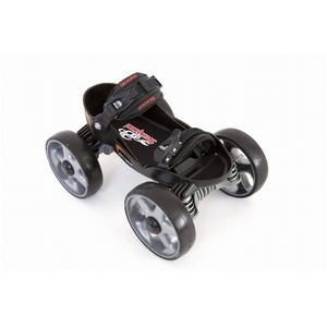 オフロード スコッピ MLT-SG Sサイズ 黒・銀色 【ローラースケート】