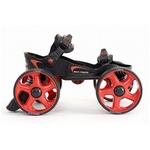 オフロード スコッピ MLT-LR Lサイズ 黒・赤 【ローラースケート】の詳細ページへ