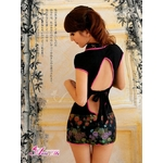 2012新作 豪華刺繍セクシー ミニスカチャイナコスチューム/コスプレ コスチューム z656