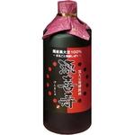 黒大豆発酵飲料 源喜寿720ml×1本 国産黒大豆100%使用