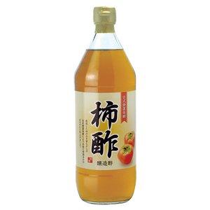 ももとせ柿酢900ml×1本 高級柿・愛宕柿を長期発酵醸造