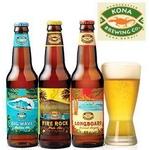 KONA(コナ) 3種類セット 355ml × 24本(各8本) 【ハワイビール】