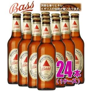 【海外ブランドビール】バス・ペールエール 355ml 24本(1ケース)