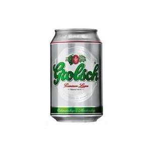 【海外ビール】グロールシュ・プレミアムラガー 缶 24本 1ケース