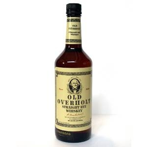 【ライウイスキー】オールドオーバーホルト