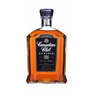 【カナディアンウイスキー】カナディアン クラブ クラシック 12年