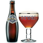 送料無料【海外ビール】 オルヴァル 24本入