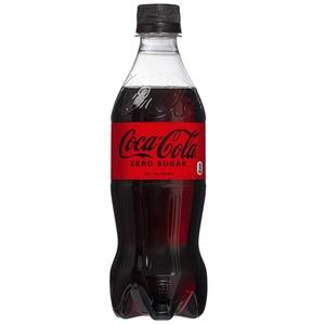 【飲料】コカ・コーラ ゼロ  (コカコーラ) Coca Cola Zero 500ml 1ケース(24本入)