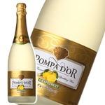 【スパークリングワイン】 ポンパドール Pompa Do'r グレープフルーツ 750ml スパークリングワイン の詳細ページへ