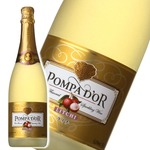 【スパークリングワイン】 ポンパドール Pompa Do'r ライチ 750ml スパークリングワイン の詳細ページへ