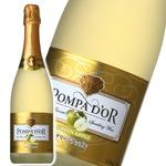 【スパークリングワイン】 ポンパドール Pompa Do'r グリーンアップル 750ml スパークリングワイン の詳細ページへ