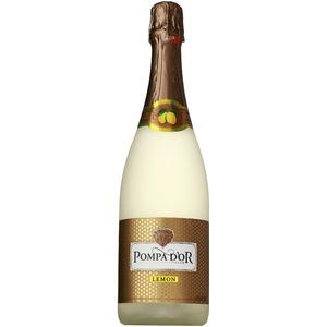 【スパークリングワイン】 ポンパドール Pompa Do'r ドライレモン 750ml スパークリングワイン