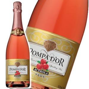 【スパークリングワイン】 ポンパドール Pompa Do'r アセロラ 750ml スパークリングワイン