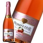 【スパークリングワイン】 ポンパドール Pompa Do'r サクランボ 750ml スパークリングワイン の詳細ページへ