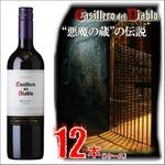 【チリ産 赤ワイン】コンチャ・イ・トロ カッシェロ・デル・ディアブロ メルロー 750ml  【12本】の詳細ページへ