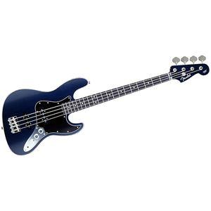 Fender Japan(フェンダージャパン) AJB MBK