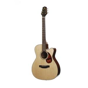 Voyage-air Guitar(ボヤージ エアー ギター) Premier Series VAOM-1C Orchestra Cutaway 【折りたたみギター】