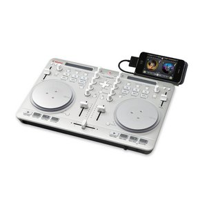 Vestax(ベスタクス) SPIN2  iPhone/iPad/iPod touch対応DJコントローラ
