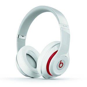 Beats by Dr. Dre Beats Studio ノイズキャンセリング・ヘッドフォン/ブラック BT OV STUDIO V2 WHT