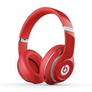 Beats by Dr. Dre Beats Studio ノイズキャンセリング・ヘッドフォン/ブラック BT OV STUDIO V2 RED