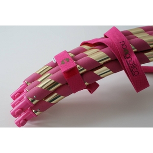 フープノティカデラックスセット (フープ・DVD・ストラップ付き) ピンク&ゴールド