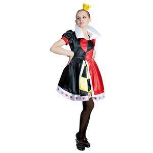 RUBIE'S(ルービーズ) DISNEY(ディズニー) コスプレ Adult Queen Of Hearts(クイーン オブ ハーツ) Stdサイズ