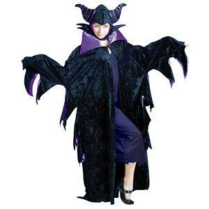 RUBIE'S(ルービーズ) DISNEY(ディズニー) コスプレ 眠れる森の美女 Adult Maleficent(マレフィセント) Stdサイズ