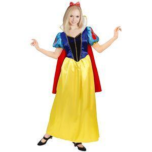 RUBIE'S(ルービーズ) DISNEY(ディズニー) コスプレ PRINCESS(プリンセス)シリーズ 白雪姫 Adult Snow White(スノウ ホワイト) Stdサイズ