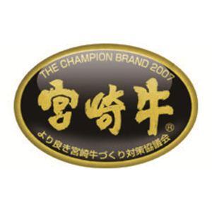 宮崎牛 モモ焼肉 1kg
