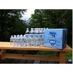 ヘルシーウォーター 安心・安全・健康なRO(逆浸透膜)水 お得なセットその1( 500mlペットボトル×24本入り+1.5Lペットボトル×12本+20Lボックス×1箱)