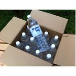 安心・安全な水◇ピュアウォーター 1.5L(1500ml)ペットボトル×12本入り×2箱